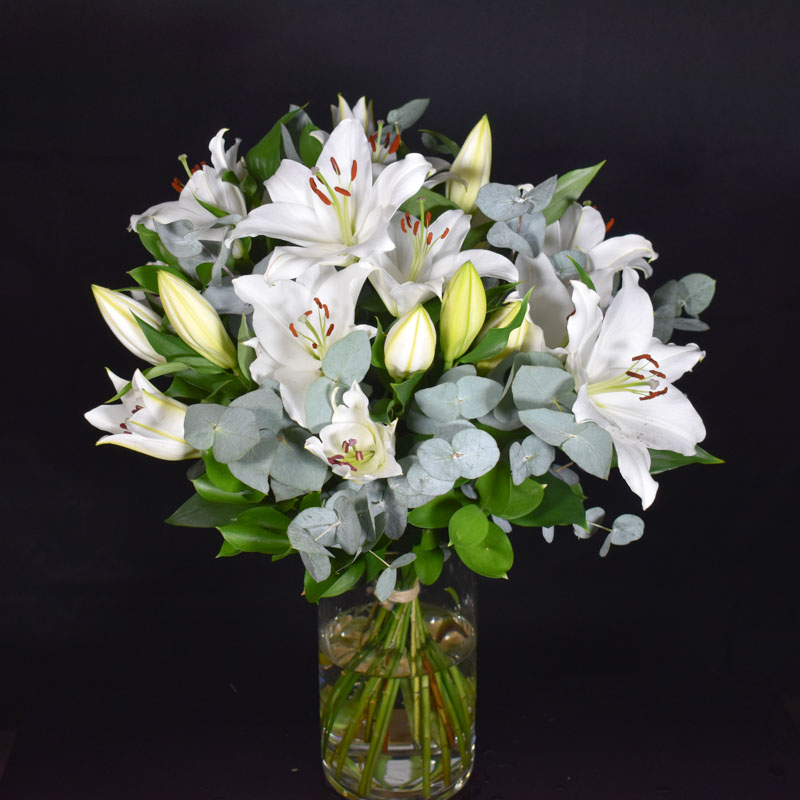 Bouquet Lily