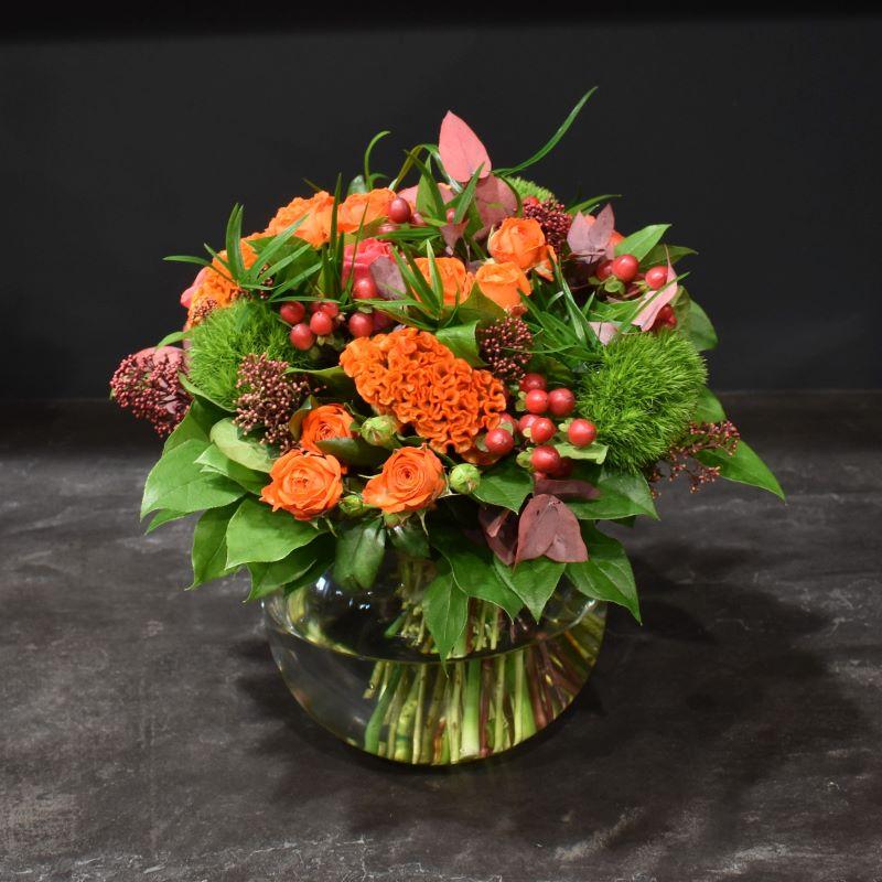 Bouquet De Saison Du Fleuriste