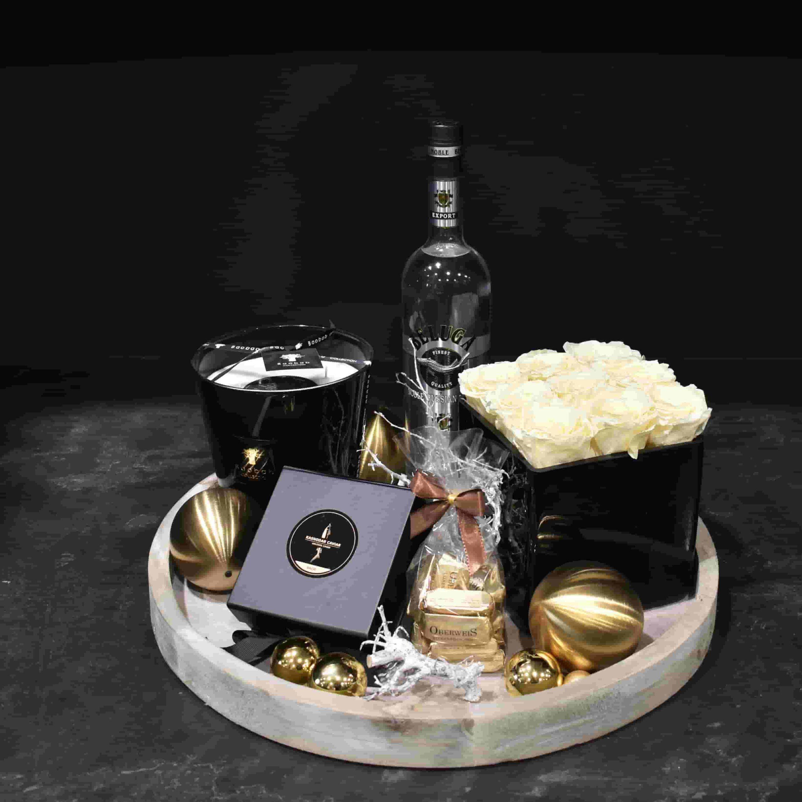 Grand Plateau Caviar